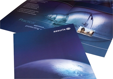Brochure Design for Assurix